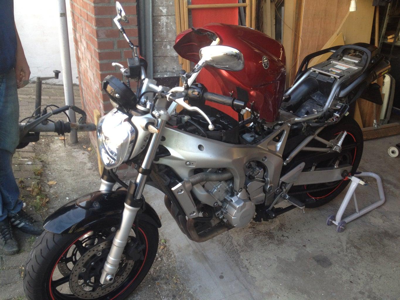 LED Taillight Motorbike