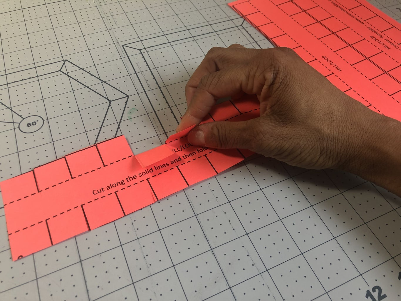 DIY Straight Segments