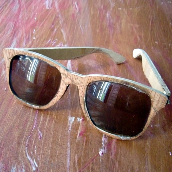 Wood Sunglasses (unpub.v1)