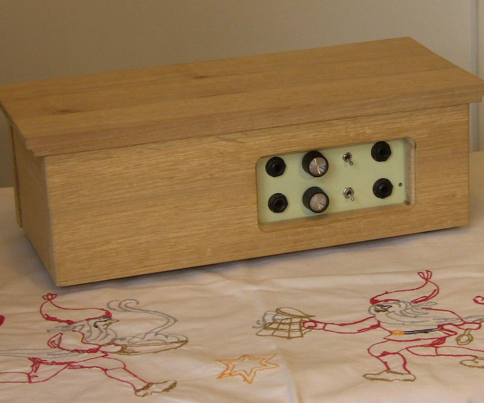 LM3886 Power Amplifier (dual/bridge)
