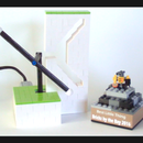 LEGO Hyperbolic Slot