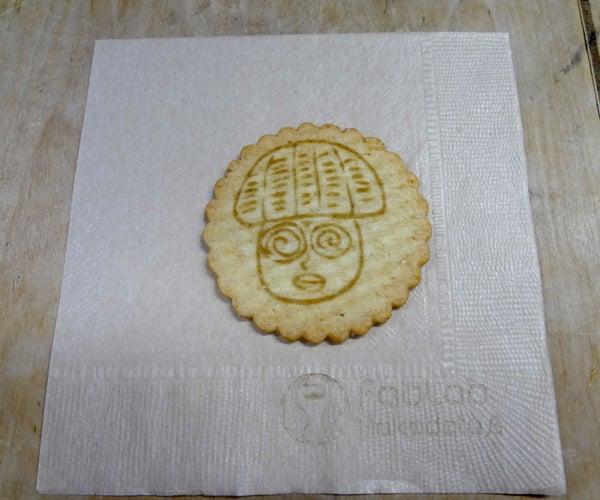 Cookies Sculpture