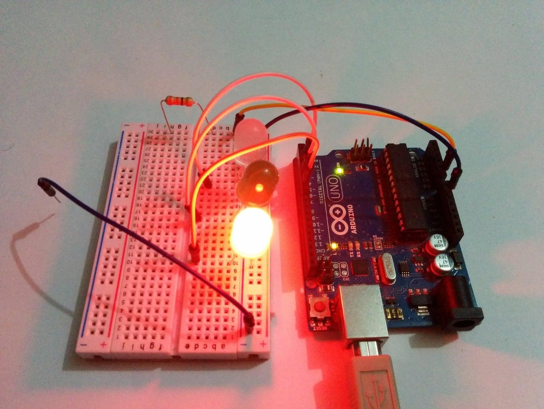 Arduino Battery Tester