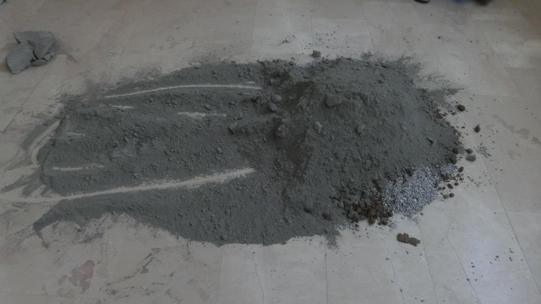 Making the Concrete