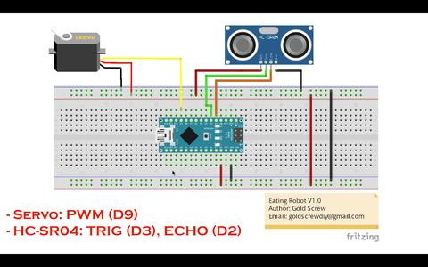 Connect Components/Parts