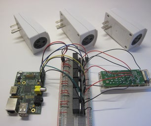 Wireless Multi-Channel Voice-Controlled Electrical Outlets With Raspberry Pi