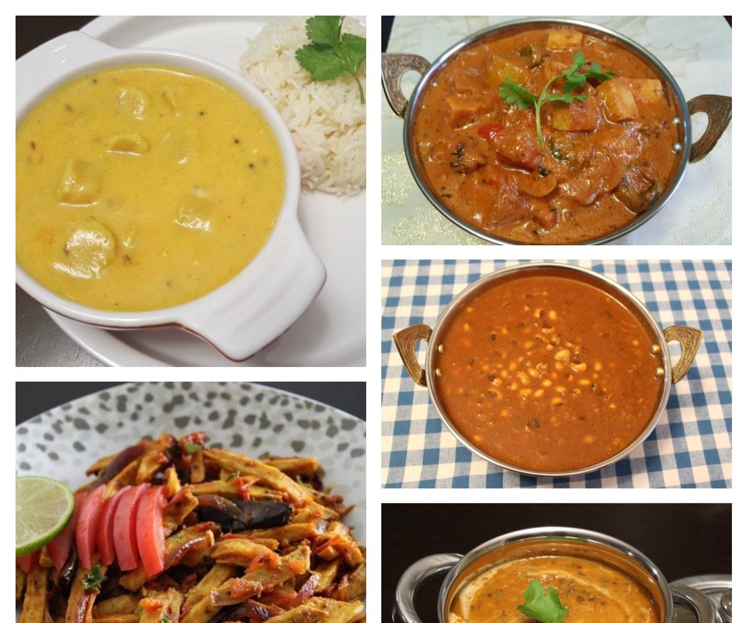 5 Days Indian Meal Preparation