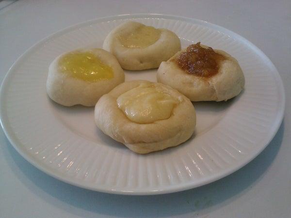 Kolaches  (Czech Pastry)