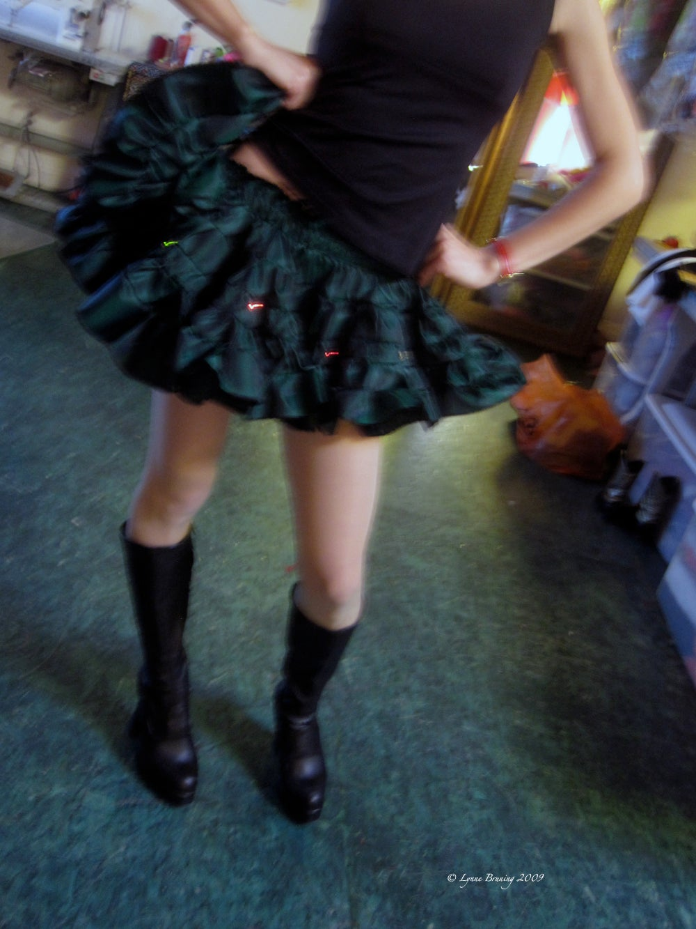 Look Tutu Fabulous for the Holiday Parties!