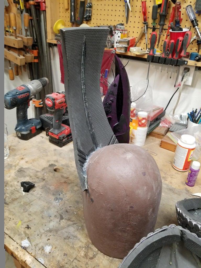 Patterning / Cutting / Glue Up