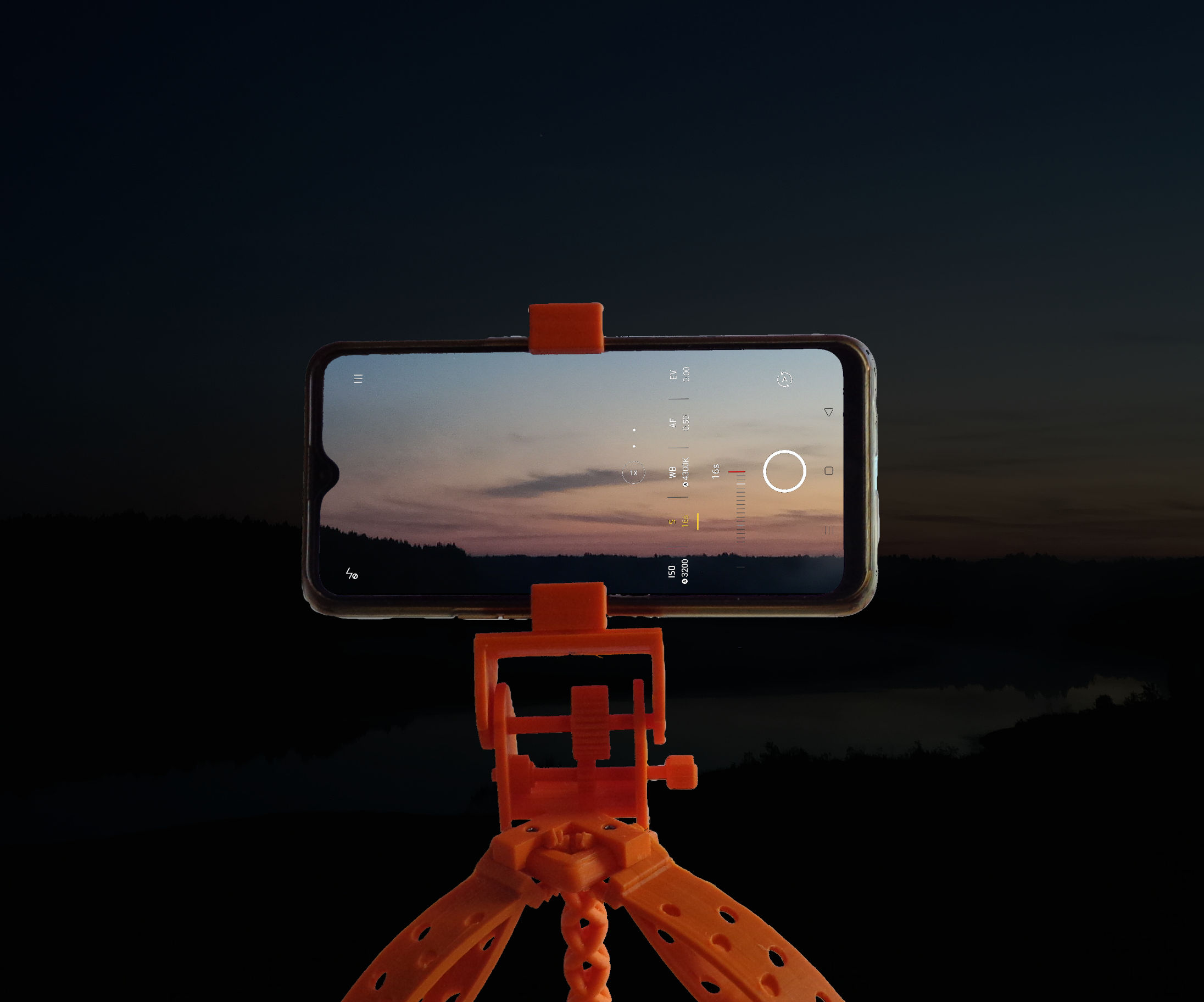 Tripod for a Phone (3D Printed) (Connectors, Silly Solutions)