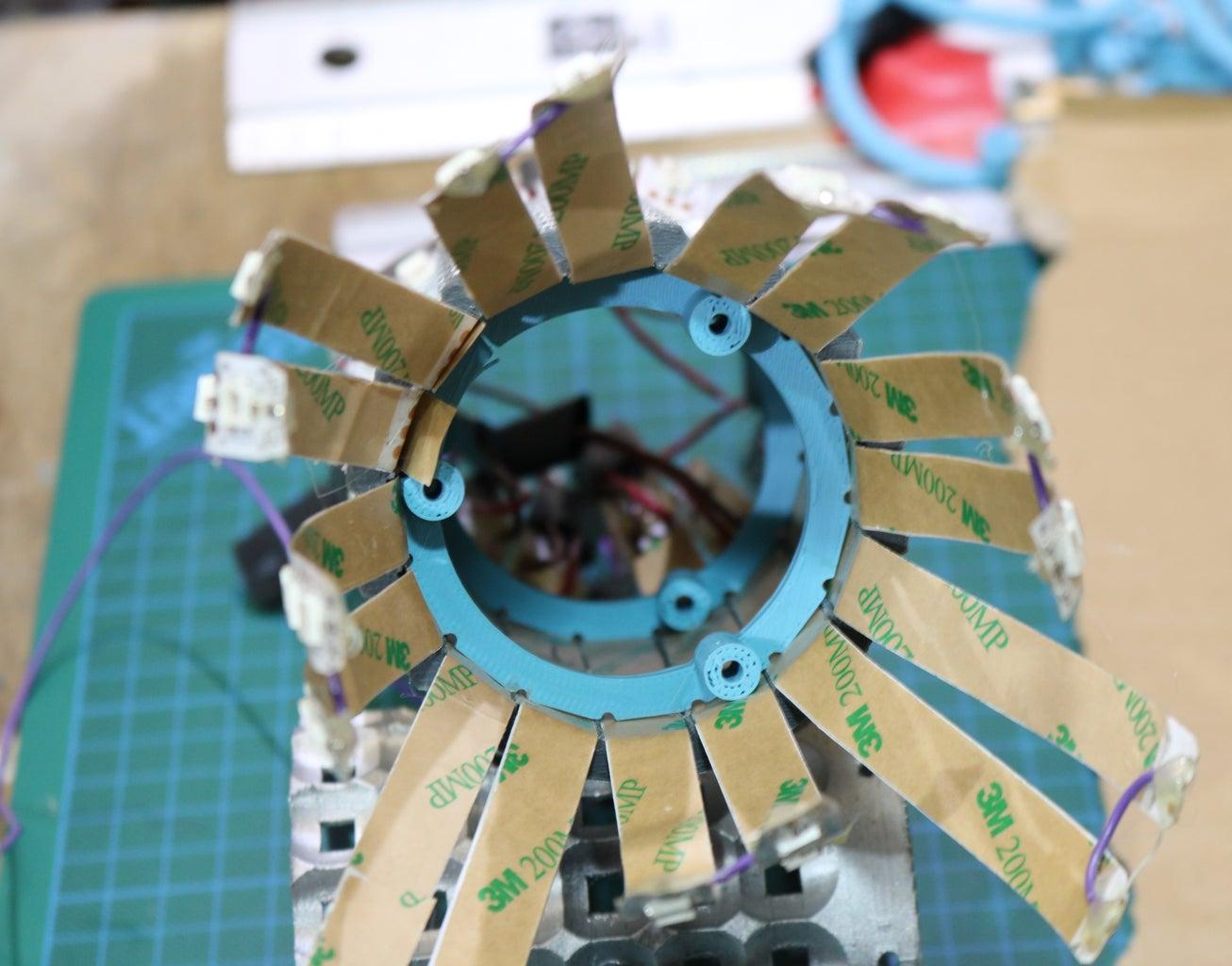LEDs Assembly Part 1