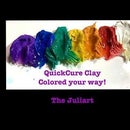 Coloring QuickCure Clay