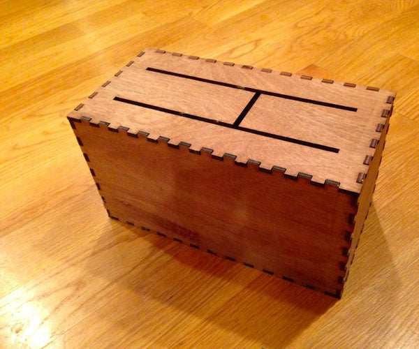 Making a Log Drum With a Laser Cutter