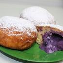 German pastry - Krapfen (Berliner)