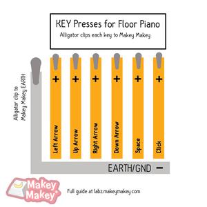 Option 1: Super Simple Floor Piano