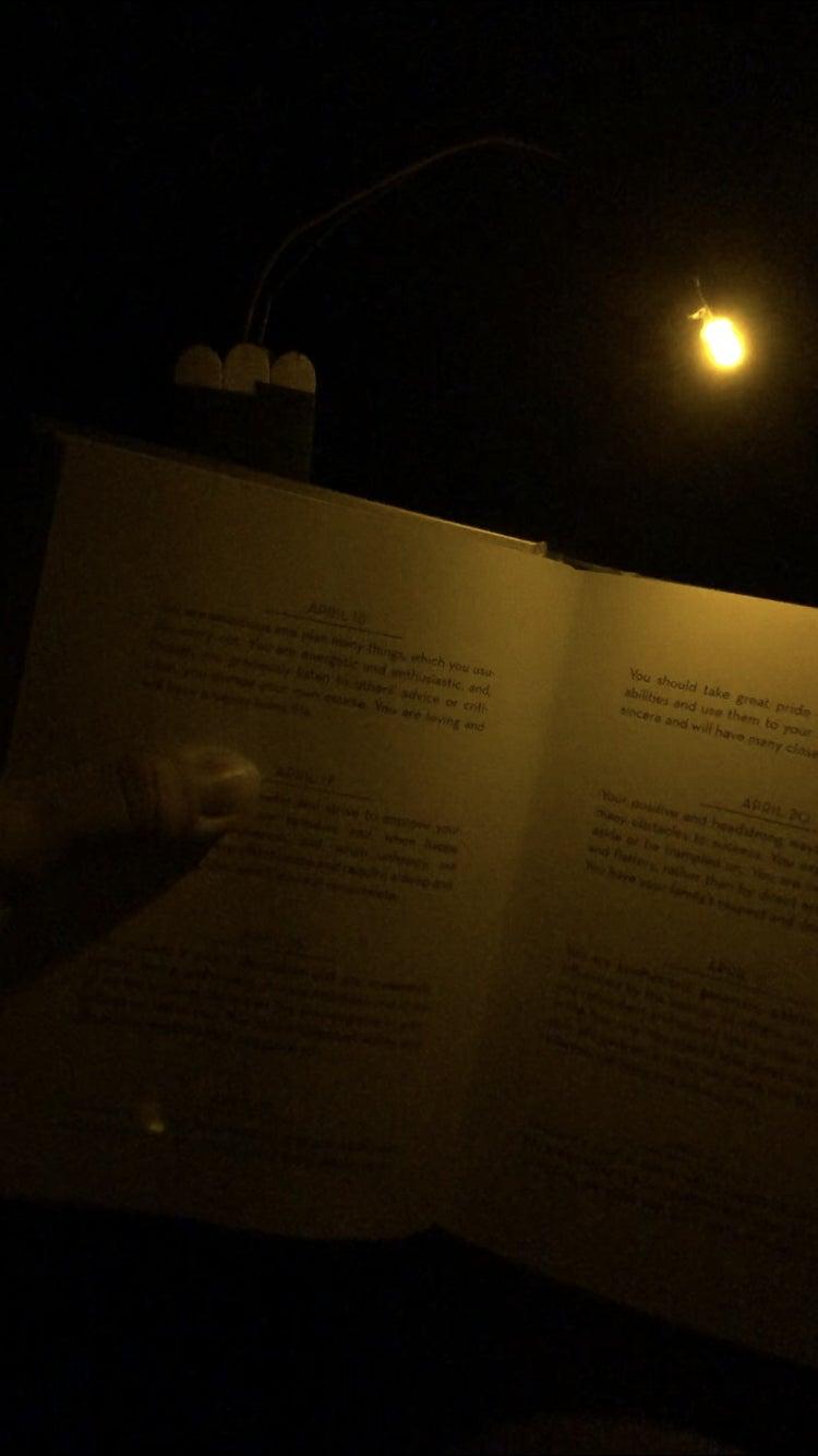 DIY Book Light