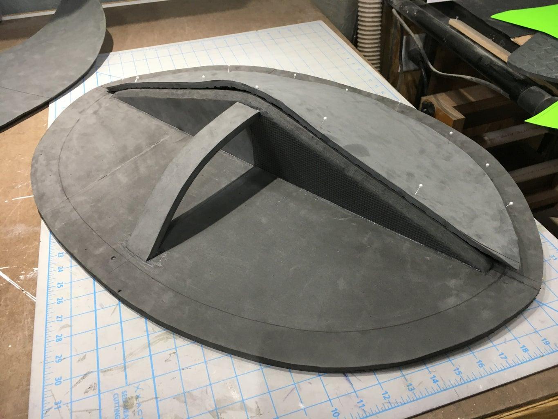The Shell - Basic Shape