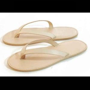 Leather Slipper