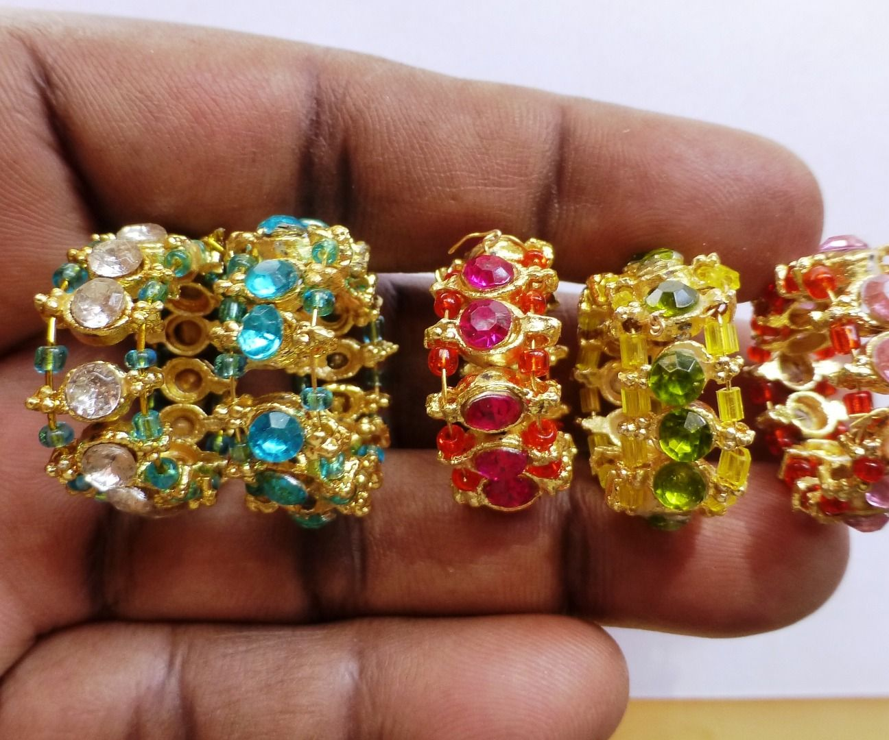 Designer Rings to match Your Dress