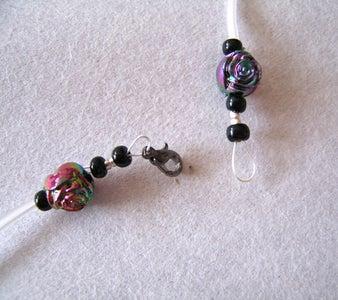 Finishing the Necklace
