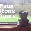 Faux Stone Figure