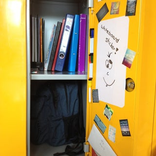 How to Clean and Upgrade Your Locker!