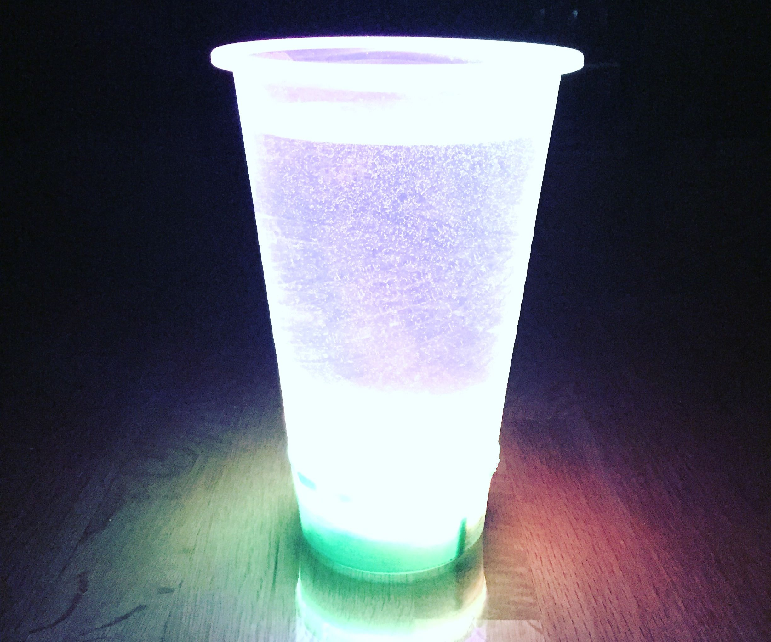 Disco LED Party Cup!