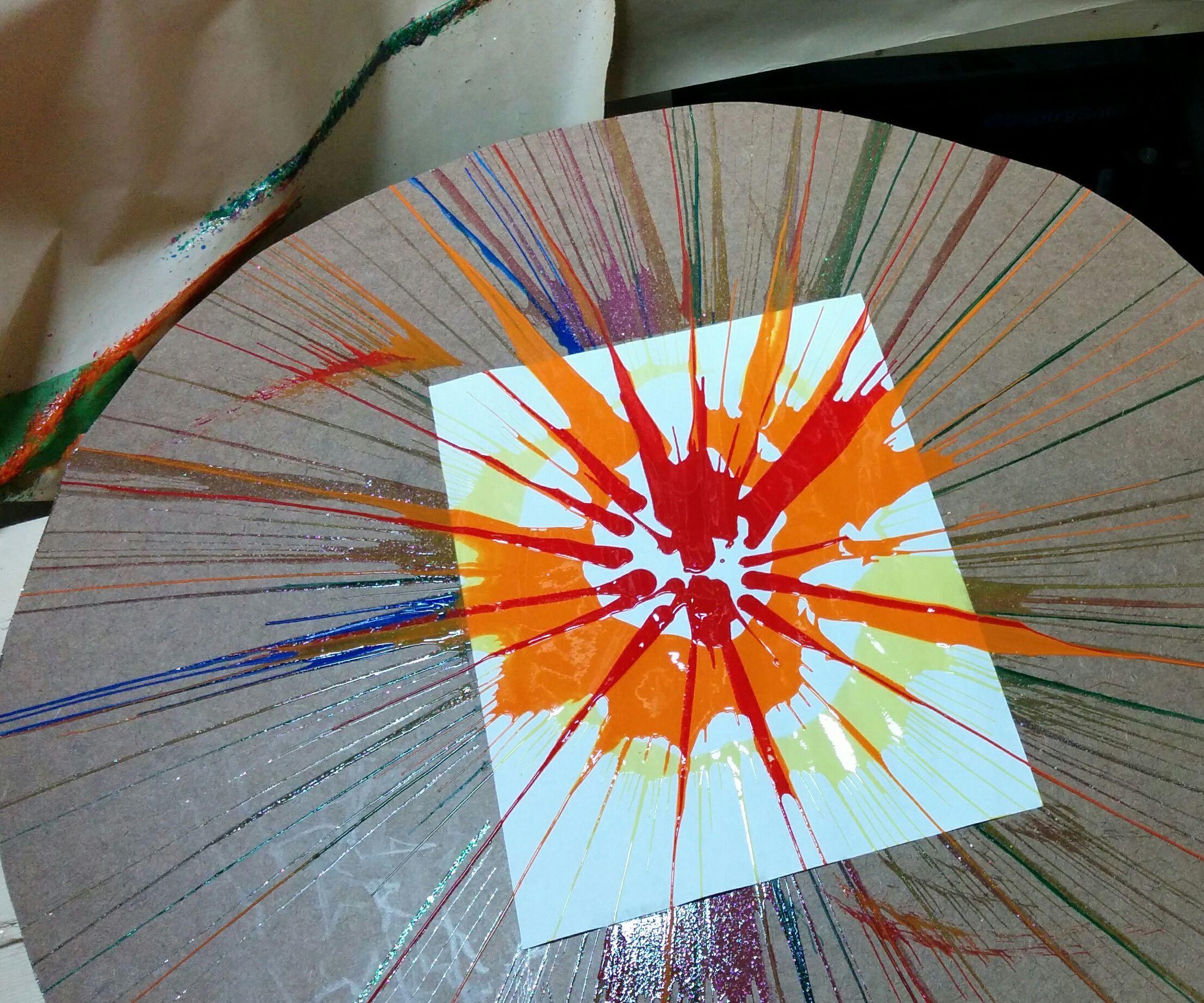 Super Paint Splatter Maker XL