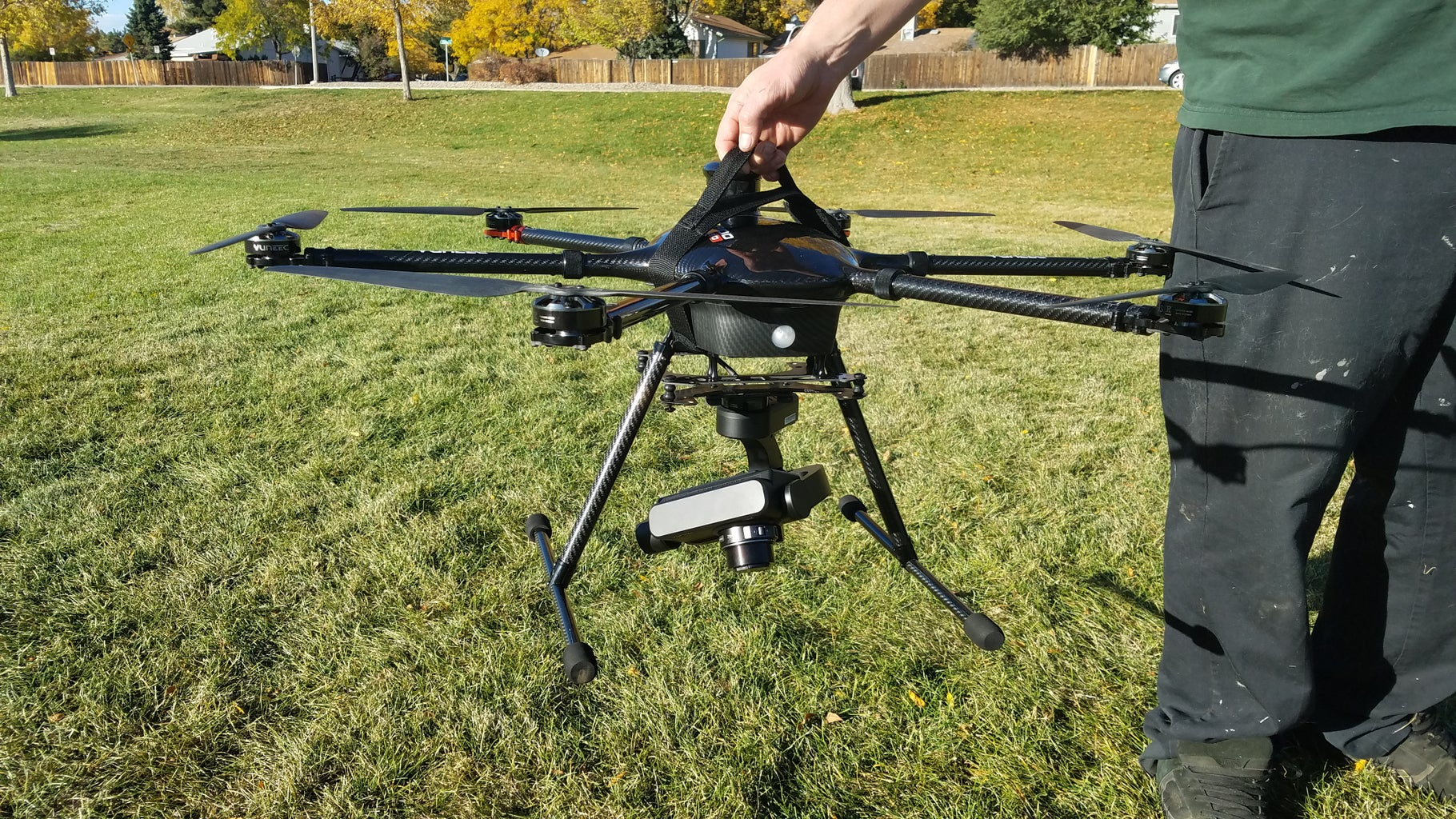 $9.00 Large Drone Carrying Strap