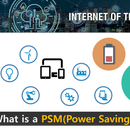What Is a PSM(Power Saving Mode) in LTE Cat.M1 ?
