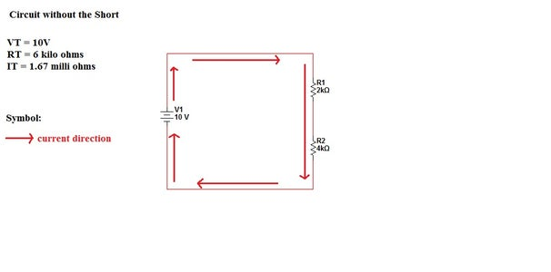 Effects of a Short in Series Circuits