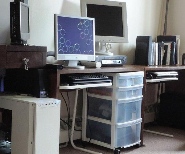 Keyboard Hideaway
