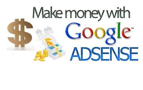 Creating an AdSense Account