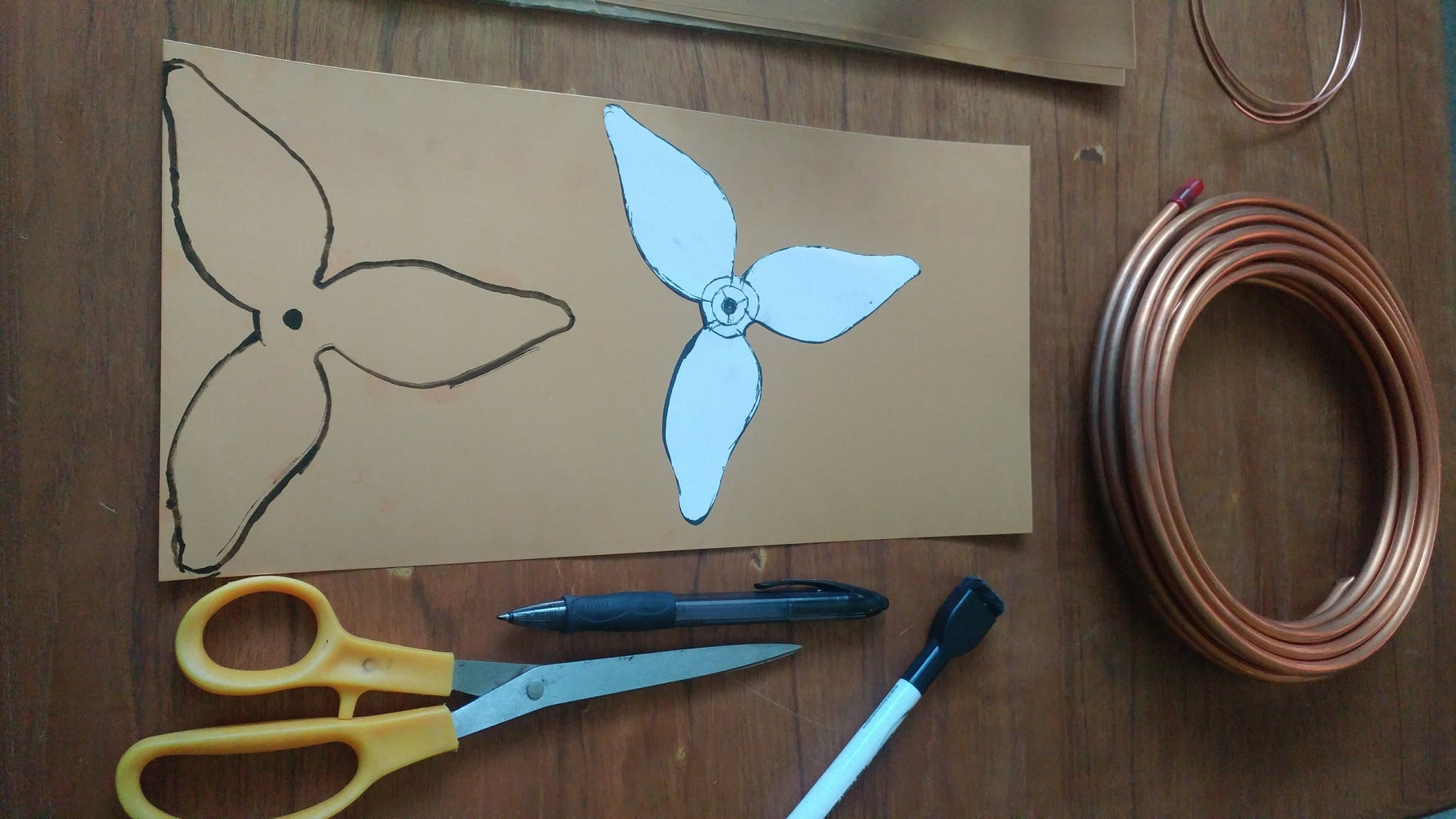 Pick a Flower and Create Your Template