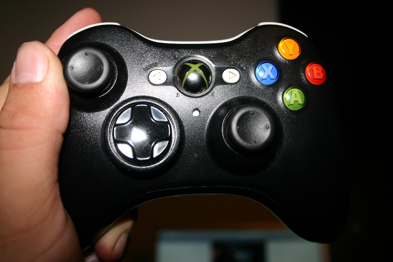Adding an internal mic to a xbox 360 controller