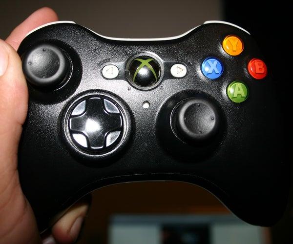 Adding an Internal Mic to a Xbox 360 Controller