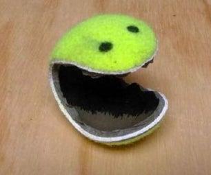 PAC Man Tennis Ball