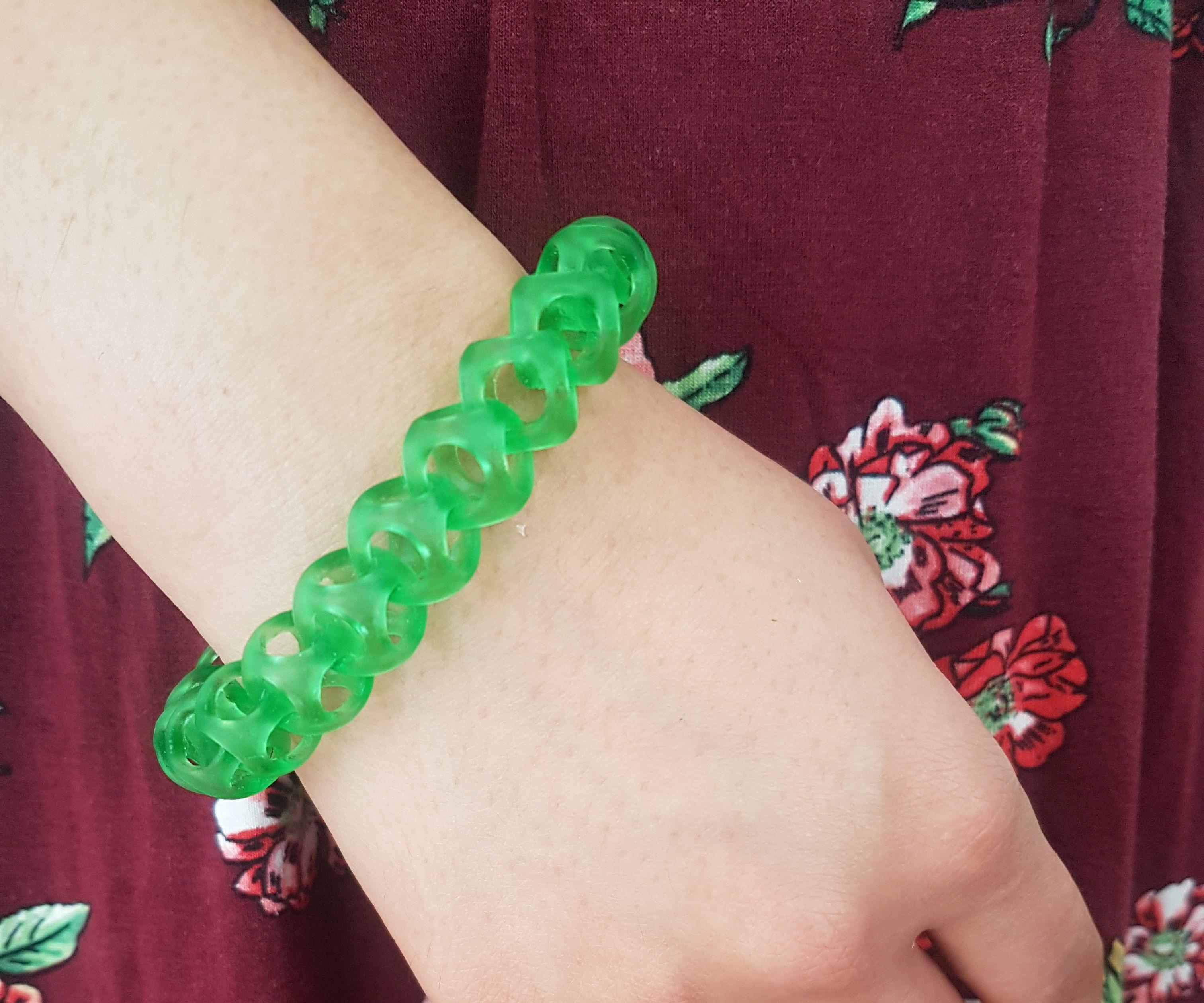 3D Printed Simple Bracelet