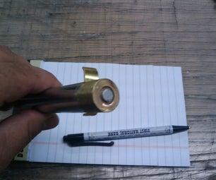 Pocket Sized Spring Loaded Dart