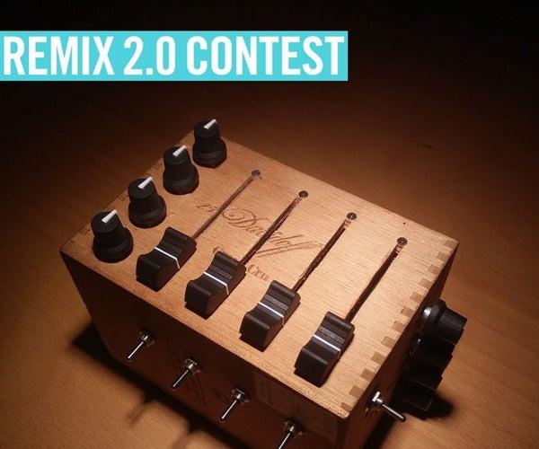 Custom Arduino MIDI Controller