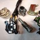 Replace Ignition Assembly on a 2000 Honda Odyssey