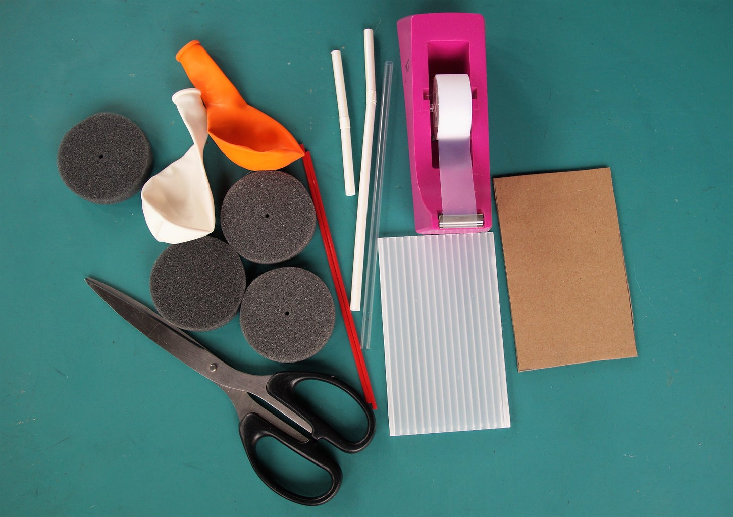 Your Supplies List