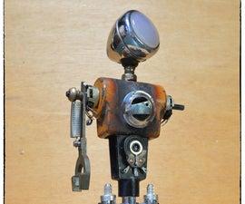 制作junkbots的艺术