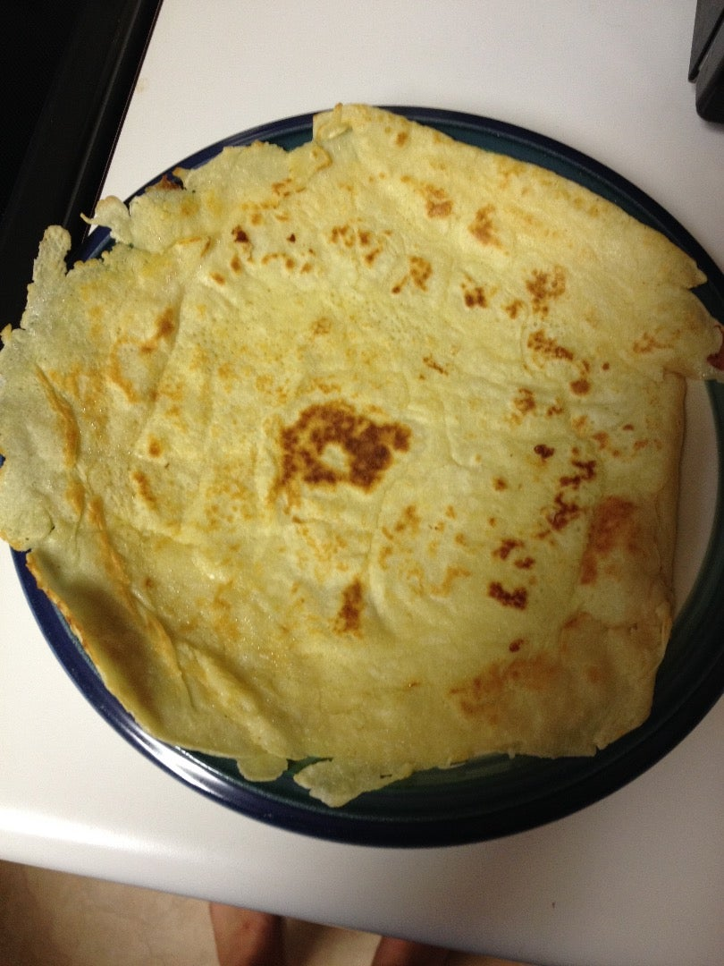Baking the Pancake