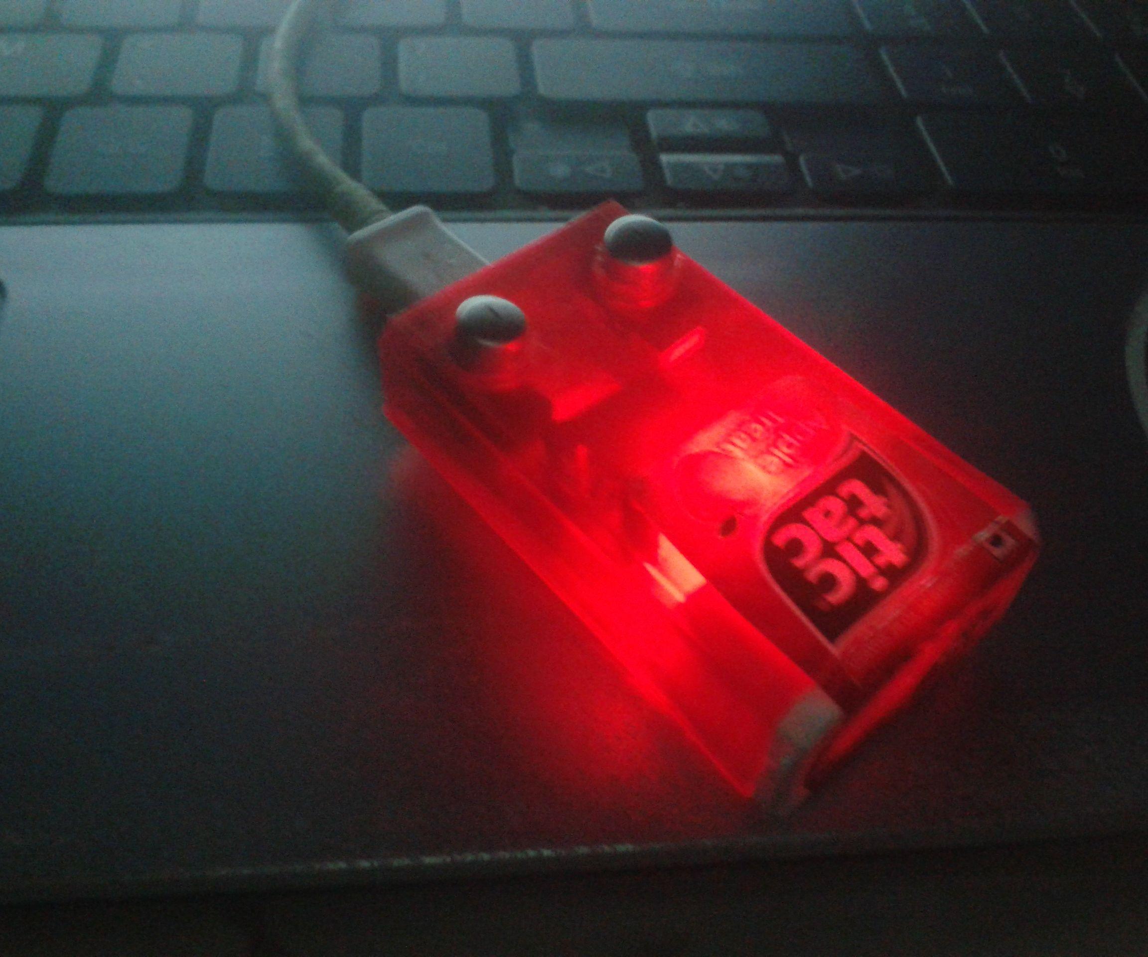 MINI MOUSE (Pocket Mouse)
