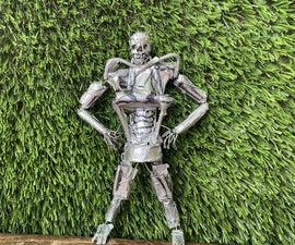 Terminator Endoskeleton Action Figure