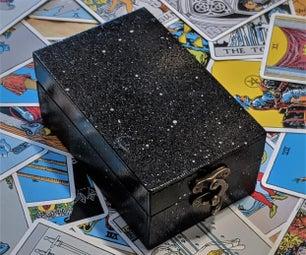Light & Sturdy Tarot Storage Box