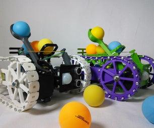 HOG, BT Controlled Robot *Updated*