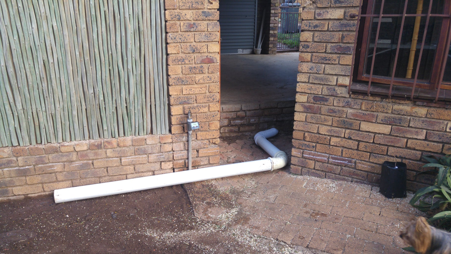 Drainage and Rain Water Control